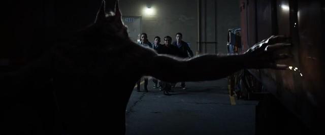 Гифка silent night deadly night ужастик домашнее видео гиф.