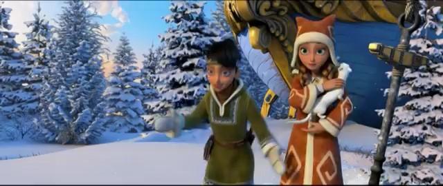 «Снежная Королева 3. Огонь и лёд»