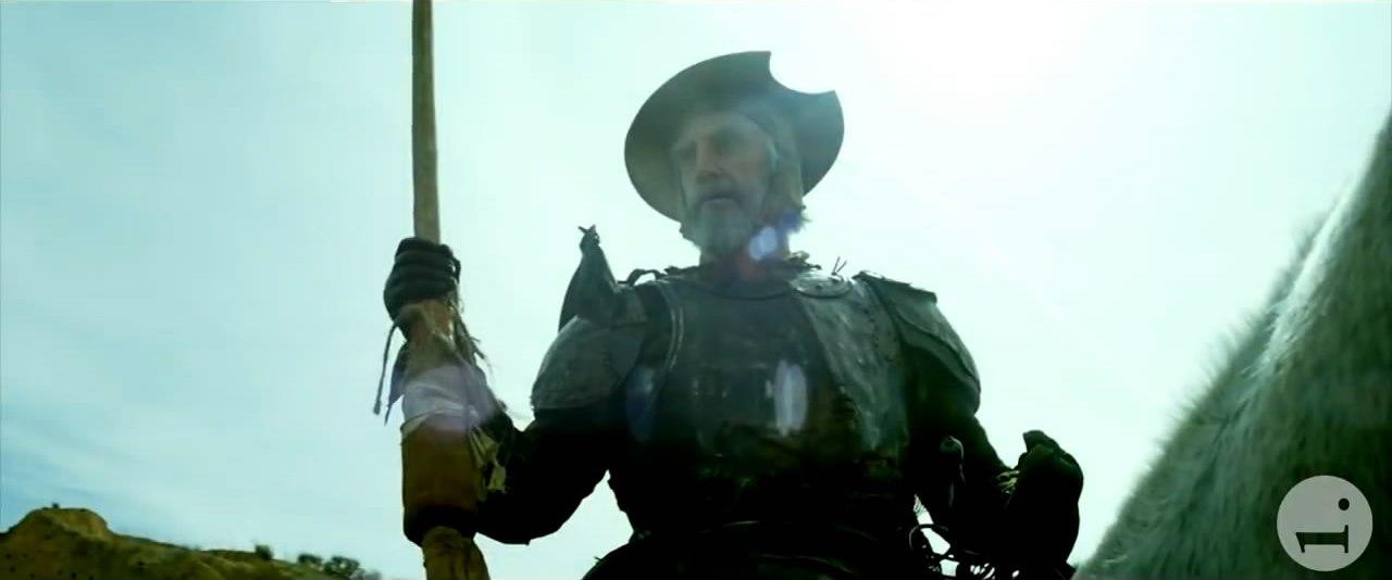 Человек, убивший Дон Кихота* Трейлер