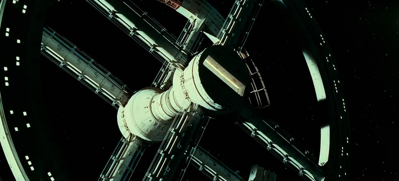 2001: Космическая одиссея Трейлер