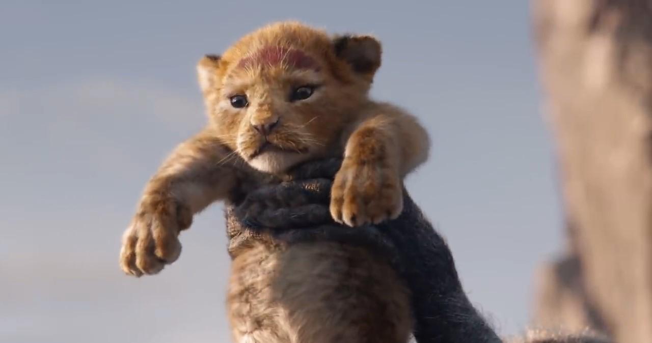 Король Лев Дублированный трейлер