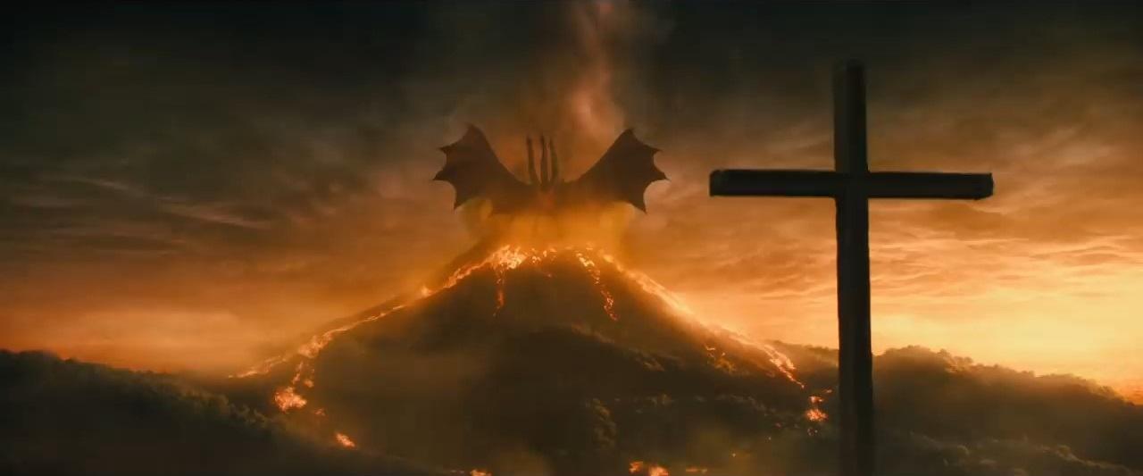 Годзилла 2: Король монстров Дублированный трейлер №3