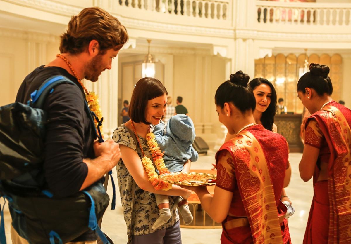 Отель Мумбаи: Противостояние Дублированный трейлер