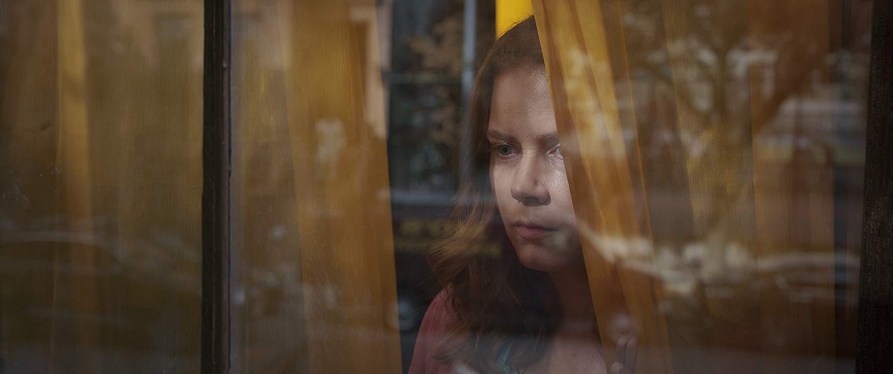 Женщина в окне Дублированный трейлер
