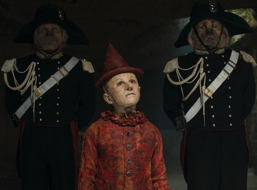 Пиноккио Дублированный трейлер