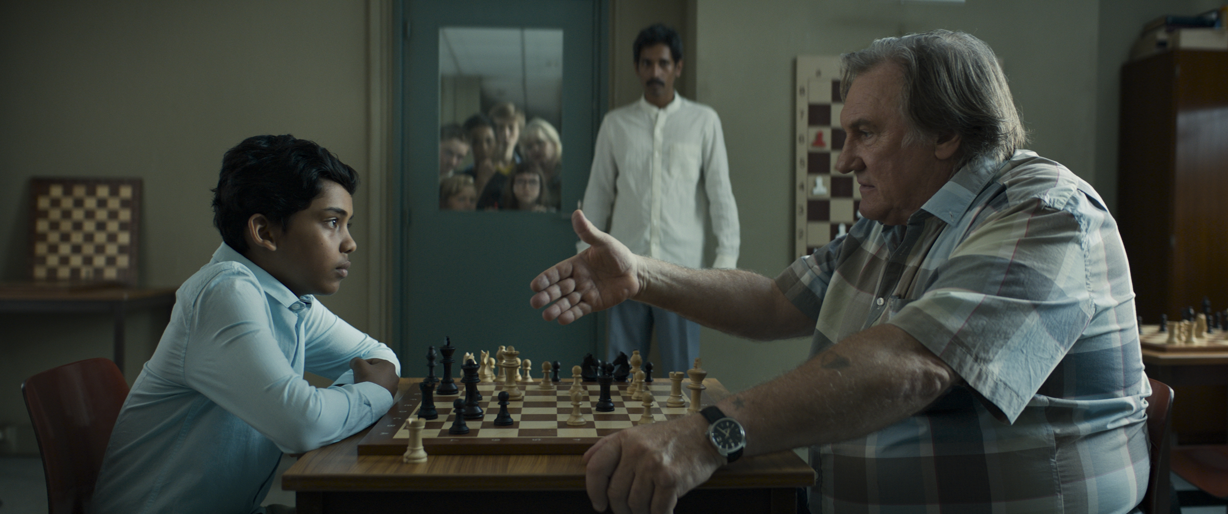 Шахматист Дублированный трейлер