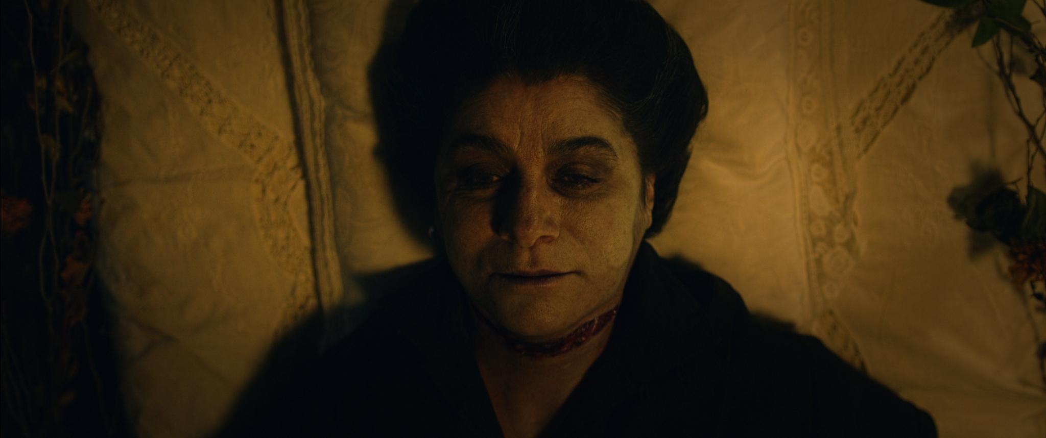 Мама: гостья из тьмы Дублированный трейлер