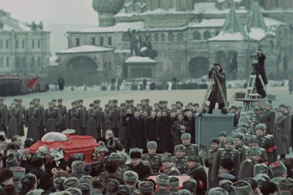 Прощание со Сталиным Трейлер
