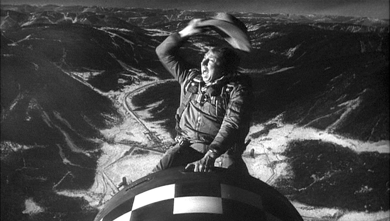 Доктор Стрейнджлав, или Как я научился не волноваться и полюбил атомную бомбу Трейлер