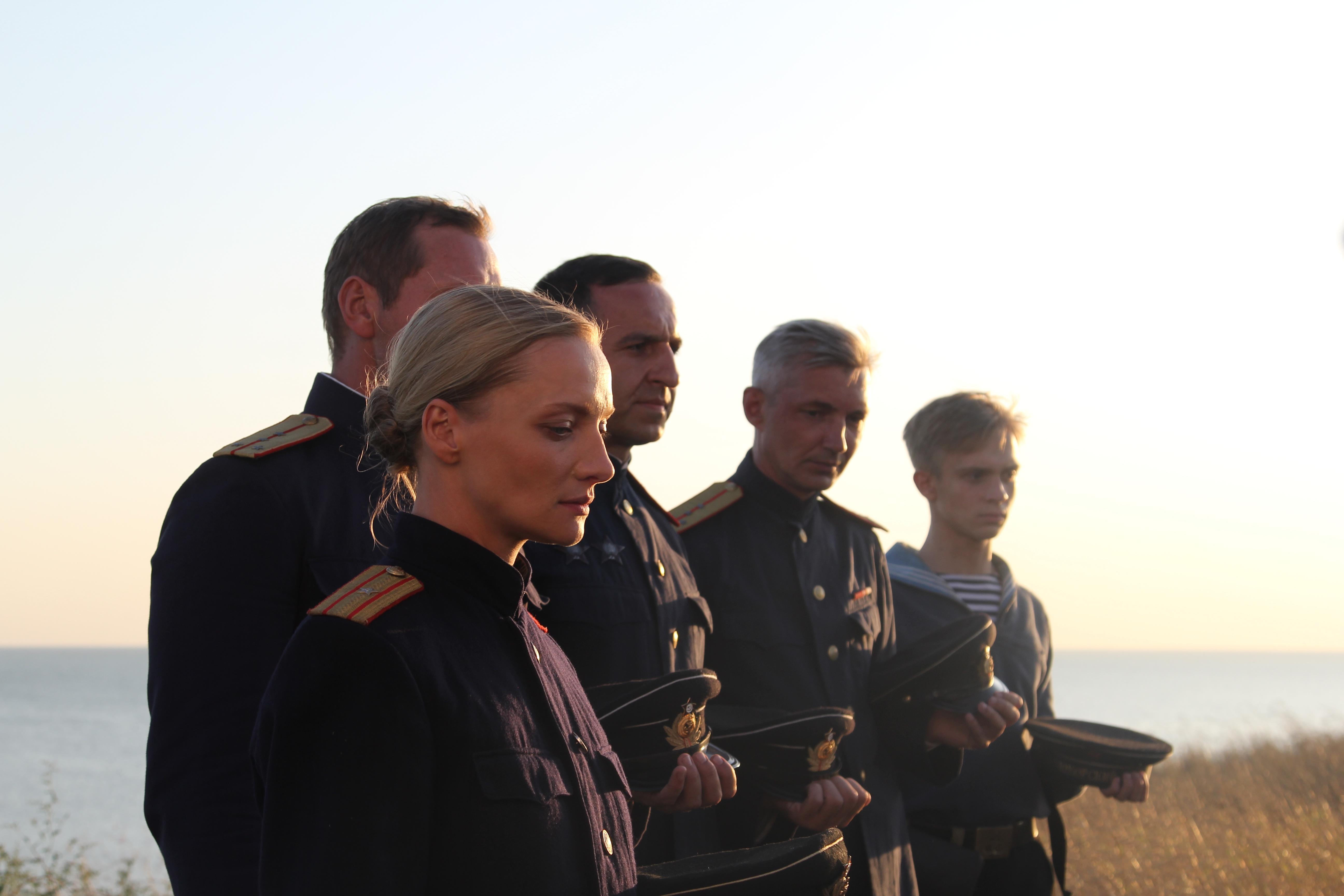 Чёрное море Трейлер