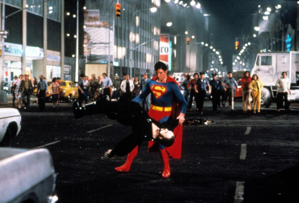 Супермен II Трейлер