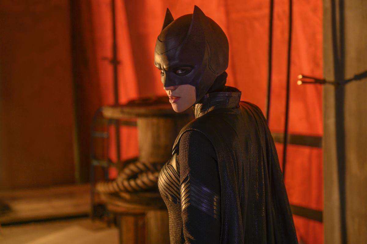 Бэтвумен Трейлер