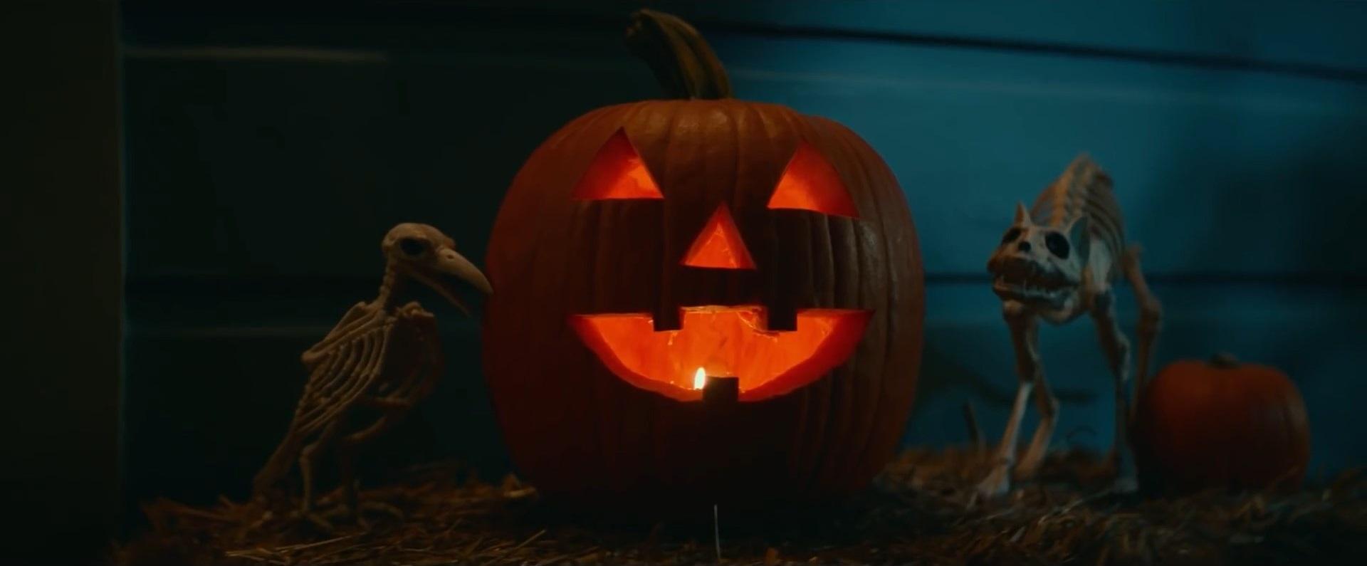 Хэллоуин убивает Тизер №2