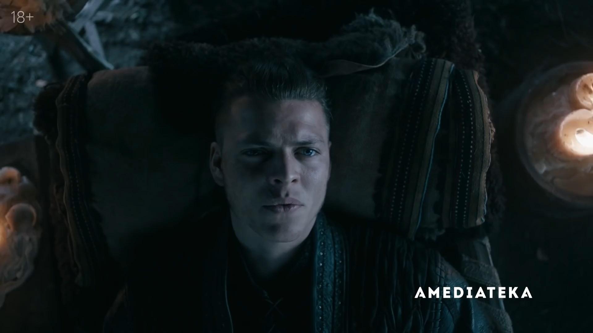 Викинги Второй дублированный трейлер шестого сезона