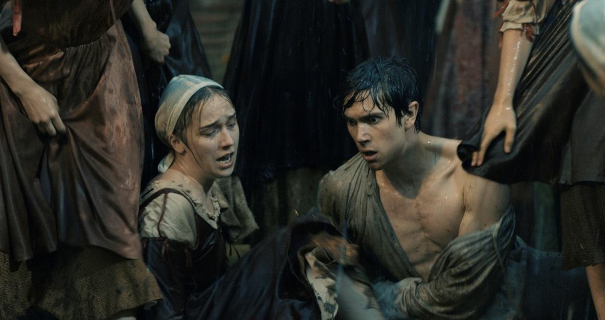 Ромео и Джульетта Дублированный трейлер