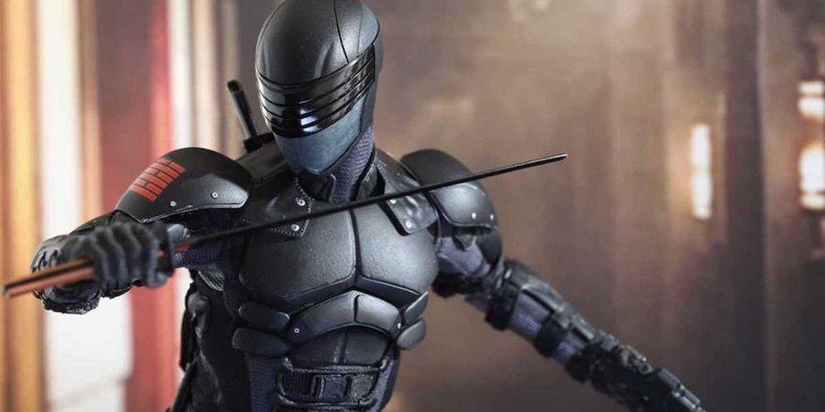 G.I. Joe: Бросок кобры. Снейк Айз Тизер