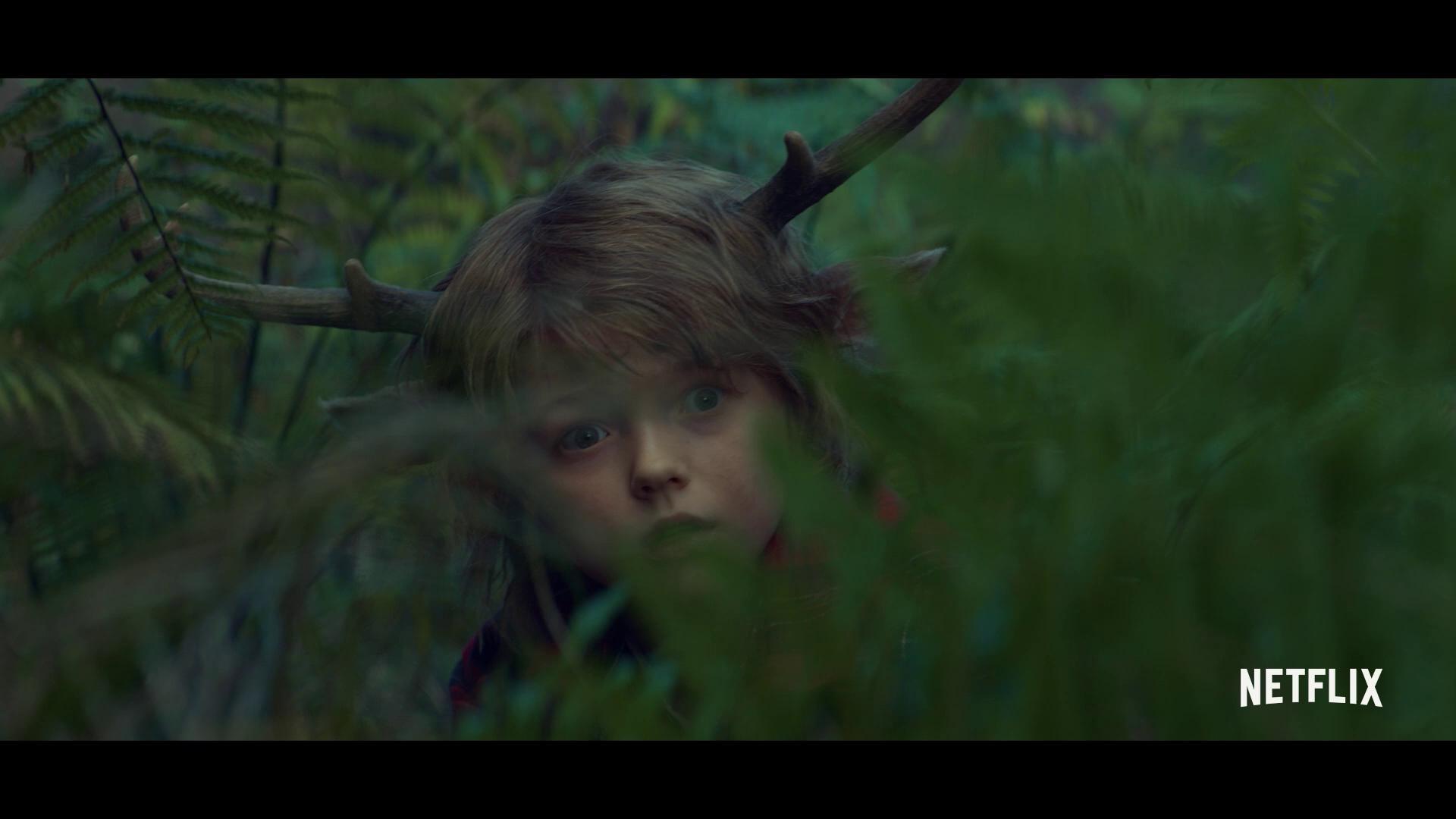 Sweet Tooth: Мальчик с оленьими рогами Дублированный трейлер