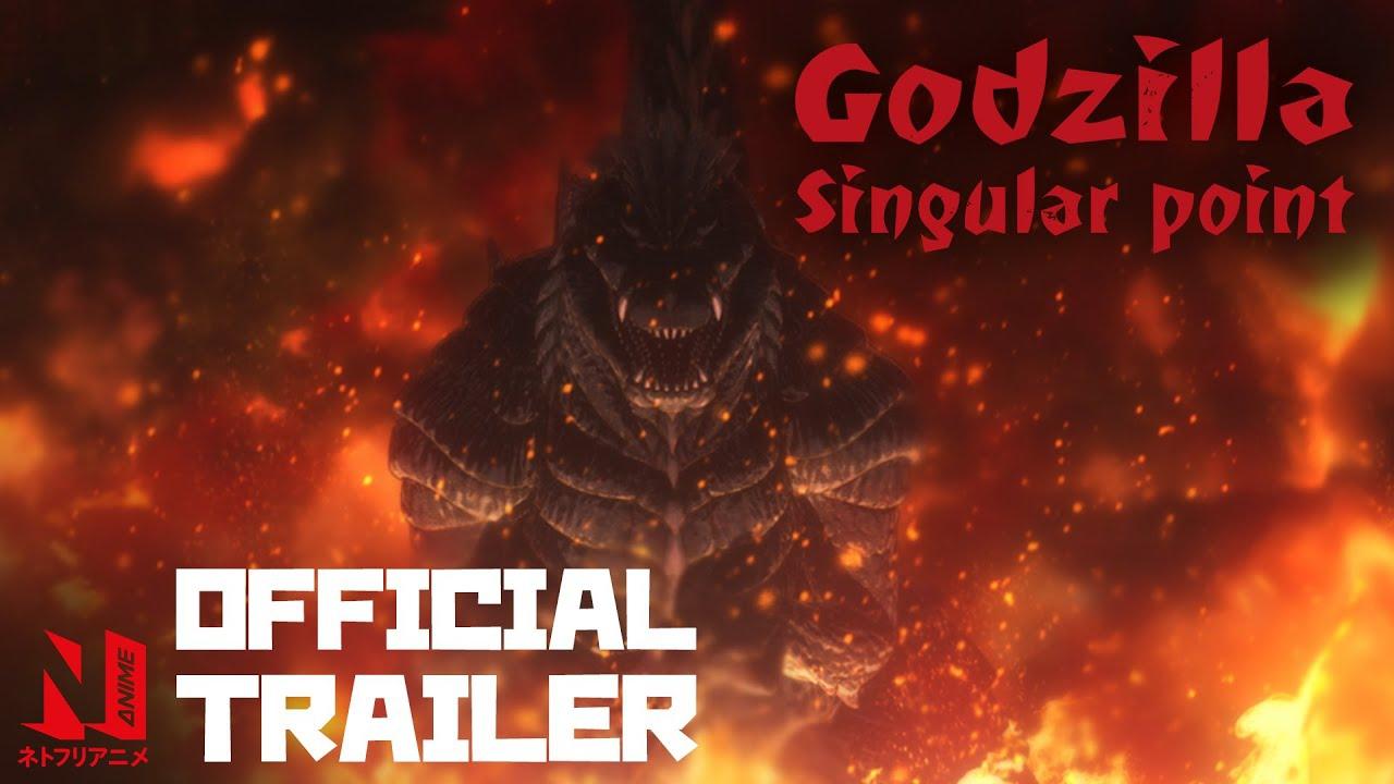 Годзилла: Сингулярность Трейлер