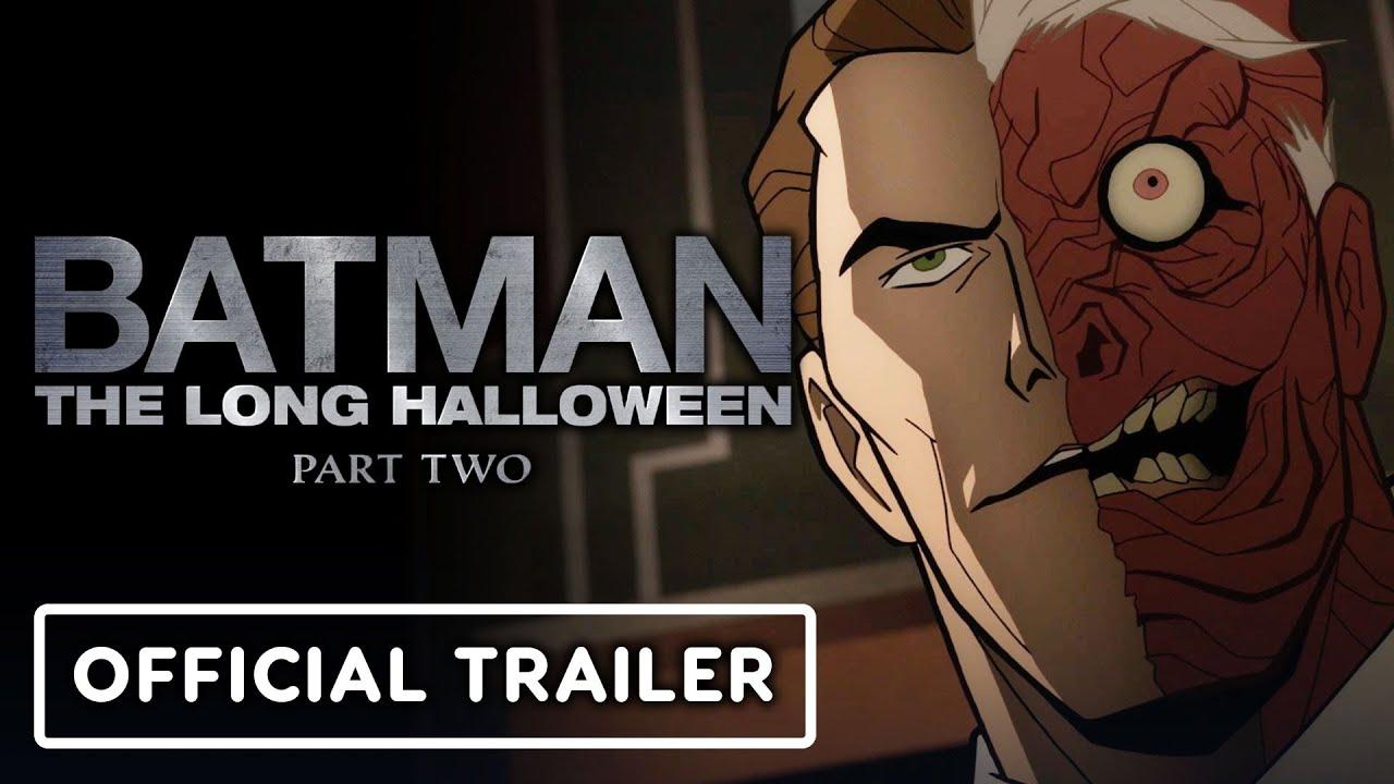 Бэтмен: Долгий Хэллоуин. Часть 2 Трейлер