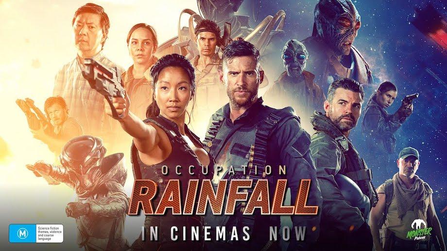 Оккупация: Миссия «Дождь» Дублированный трейлер
