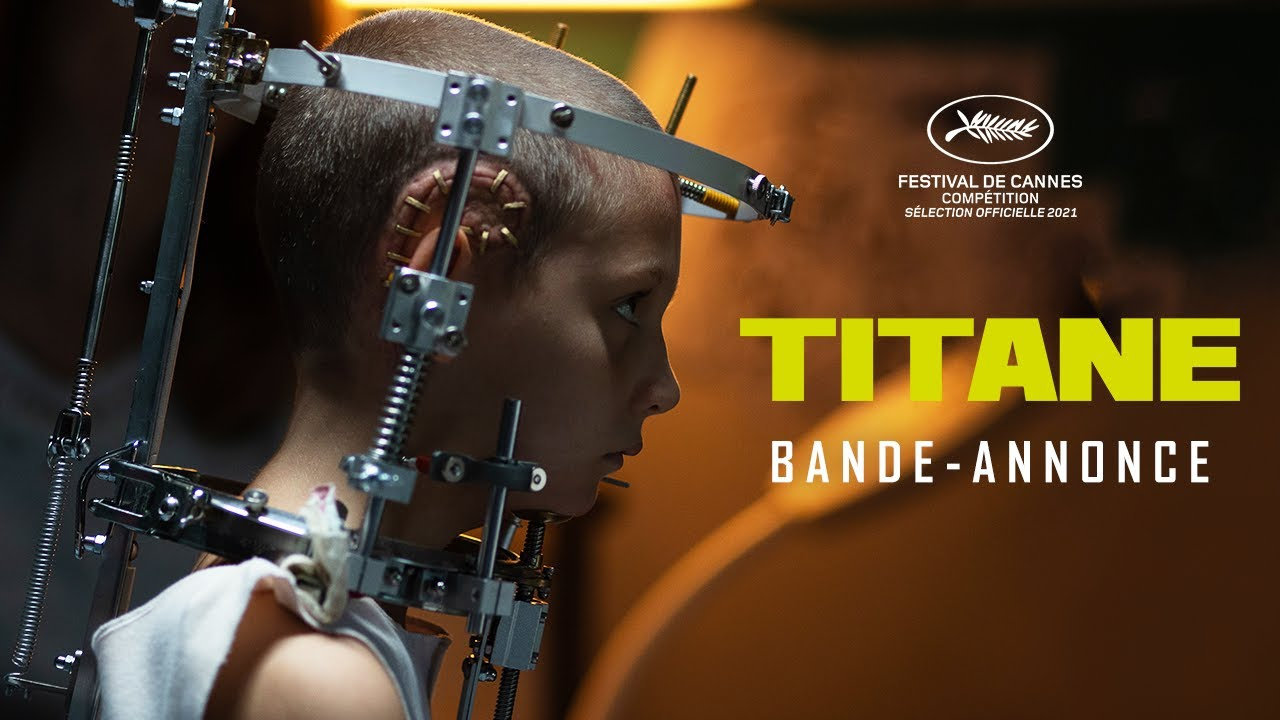 Титан Международный трейлер