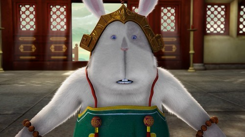 Кунг-фу Кролик 2: Повелитель огня смотреть бесплатно в