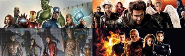 Лучшая команда киновселенной Marvel
