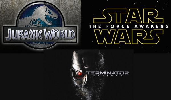 Звёздные войны, Мир Юрского периода, Терминатор - трейлеры новой Эпохи
