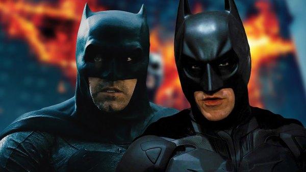 Бэтман на все времена