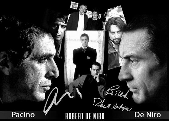 И все же, кто круче Аль Пачино или Роберт ДеНиро ?