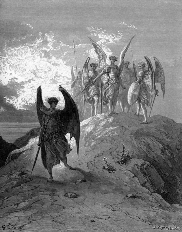 a review of paradise lost speech of belial
