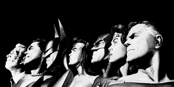 Бумажные комиксы. Абсолютное издание «Царства Небесного» Марка Уэйда и Алекса Росса