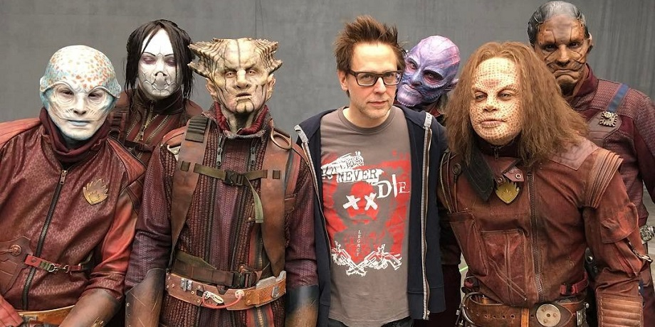 Джеймс Ганн больше не хочет сотрудничать с Marvel