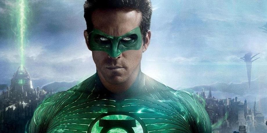 Зеленый фонарь в «Лиге справедливости»