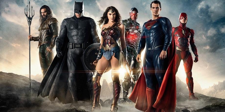 Второй тизер режиссерской «Лиги справедливости»