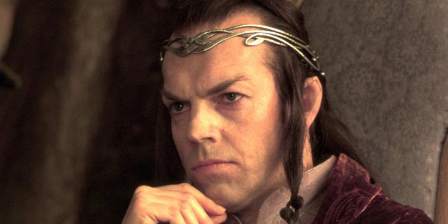 Хьюго Уивинг не вернется во вселенную «Властелина колец»