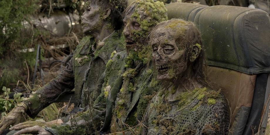Спин-офф сериал «Ходячие мертвецы: Мир за пределами»