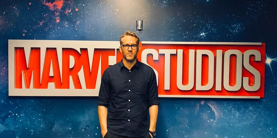 Райан Рейнольдс никуда не денется от Marvel
