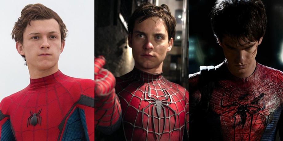 Человек-паук: Мультивселенная