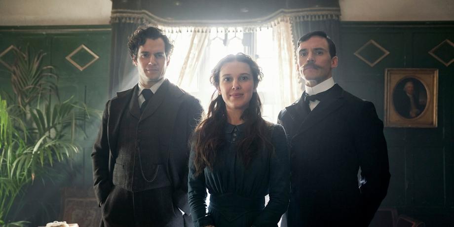 Netflix снимет сериал про молодость Шерлока Холмса