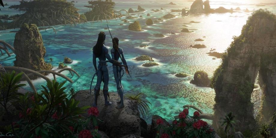 Появился кадр с новым персонажем «Аватара 2»