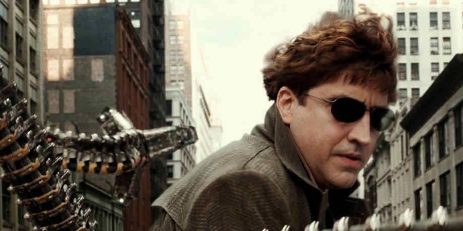 Слух: Альфред Молина в «Человеке-пауке 3»
