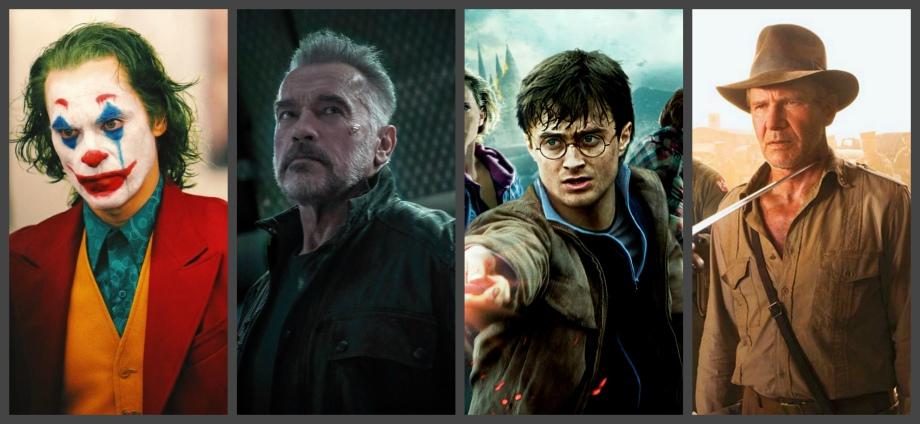 Дэниел Рихтман: Джокер, Терминатор, Гарри Поттер и Индиана Джонс