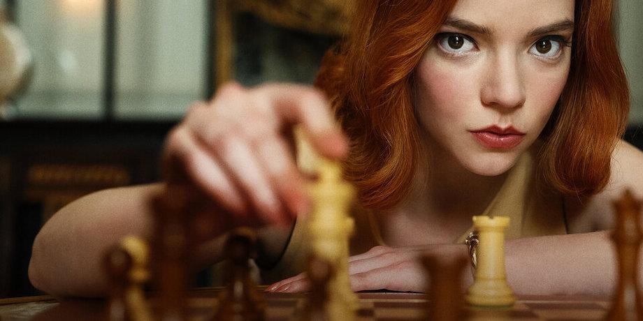 Аня Тейлор-Джой не прочь поставить шах и мат еще раз