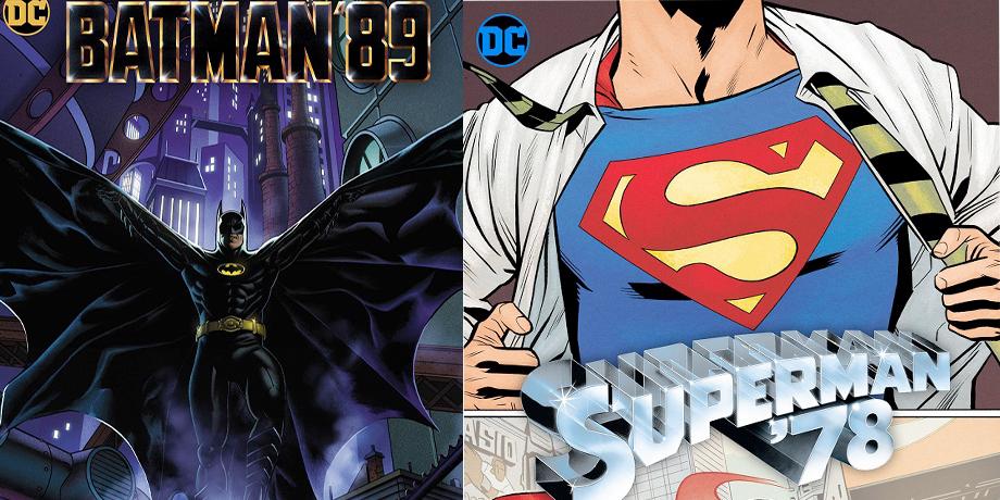 «Бэтмен» Тима Бертона и «Супермэн» Ричарда Доннера возвращаются