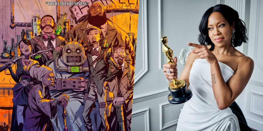 Реджина Кинг экранизирует комикс про семью, сражающуюся с монстрами
