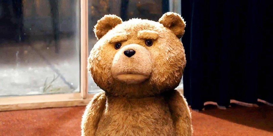 Сквернословящий плюшевый медведь Тед обзавелся собственным сериалом