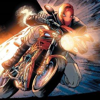 Бумажные комиксы. «Бэтмен» Джадда Виника: «Под Красным Колпаком»