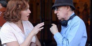 Почти интервью: Вуди Аллен - о съёмках фильма «Колесо чудес»