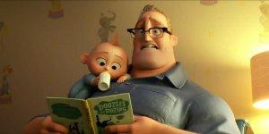 Рецензия на анимационный фильм «Суперсемейка 2»